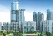 Supertech Capetown Noida Sector 74 / Kumar Linkers (8010750750) resale flats in noida sector 74, supertech capetown Noida sector 74, current price list, floor plan, layout plan, ready to move flats in Noida sector 74