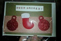 biglietti d'auguri handmade greetings cards Sana creazioni