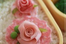 Decoration foods
