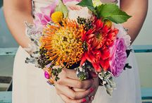 Brights / by Ina McCarthy For Flowers