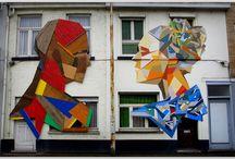 Kunst i fasader