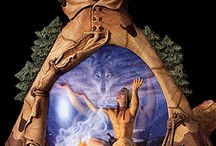 Native american art inspo