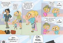 td cartoons