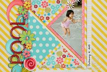 Scrapbooking- summer / by Jennifer Krause