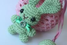 Just for fun & Toys Crochet / by Monica Ziska