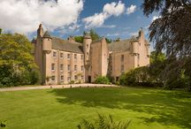 Halloween Homes - Spooky Property! / To mark Halloween, OnTheMarket.com reveals a selection of imposing properties in the UK's most haunted hotspots