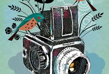 camera illustrations