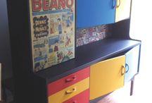 Truditulip - Hand-painted furniture / Shabby Chic, Retro, Bespoke Furniture