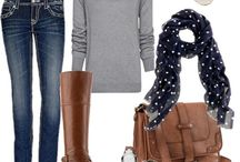 Fall Wardrobe