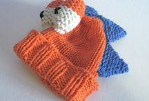 Knifty Knitter/ crochet ideas / by Jennifer Custard