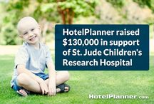 2014 St. Jude Charity / Hotelplanner's CEO, Tim Hentschel (along with other members of the Hotelplanner team) playing a golf tournament in support of The St.Jude's Charity Event.#hotelplanner #stjude #fundraiser #charity #cancer #cancerawareness  / by HotelPlanner
