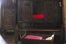 Meubles Bretons , objets de la vie quotidienne des Bretons