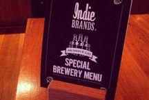 Indie Brands® Event 7: Beer / Indie Brands Brewery Special with Brouwerij 't IJ, Brouwerij Zeeburg, Brouwerij Breugem, Brouwerij de 7 Deugden, Amsterdam Brewboys, Oedipus, Brouwerij de Vriendschap, Brouwerij Halbe, Van Boef, de Groene Griek, Gebroeders de Wolf, Brouwerij Klein Duimpje, Brouwerij de Prael, Nordman Beers, Elegant Brouwerij and Butchers Tears.