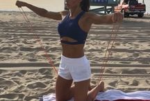 Resistance band ideas
