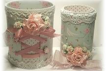 Vintage style craft