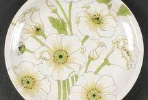 Dish It / Antique dinnerware patterns I like.
