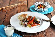 Rezepte für Grillmeister / Es müssen ja nicht immer Würstchen sein... Hier findet ihr ausgefallenere, aber auch ganz klassische Grill-Rezepte. Guten Appetit!