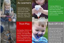 Play Time / Encouraging learning through play!