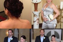 Bridal Hair and Make-up / Bridal hair and make-up done by the stylists at NY Hair Company Las Vegas