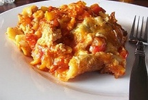 Food that I want Danita to make for me / by Kim Novak