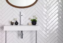 Materials *Herringbone Tiles