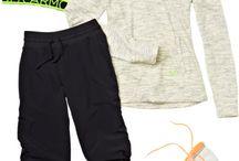 Fashionably Sporty