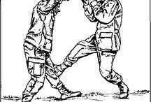 Pelea, trucos para pelear