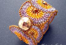 My works / jewelry available on DaWanda