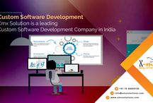 Custom Software Development / X-mx solutions is a software development company offering custom software development services to all range of organizations from small to large.