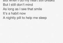 Words From My Mind / A few phrases or poems written by yours truly :3