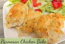 Yummy - chicken / by Jen Haygs