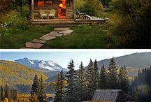 Log Homes & Log Cabins