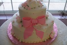 Baby Showers / Our most recent baby shower cakes!