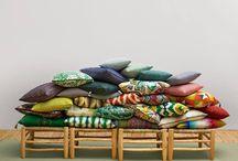 Pierre Frey: впечатляющий дизайн новых коллекций / К своему восьмидесятилетию дизайнерский дом Pierre Frey представил две замечательные коллекции тканей и обоев - ограниченную коллекцию, посвященную творчеству замечательного художника по гобеленам Жана Люрса (Jean Lurçat ) и этническую латиноамериканскую коллекцию MAYA