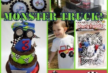 Monster Truck Party / by Cari Nester