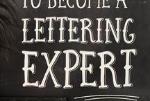 Create : Lettering