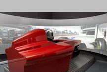 ZÁVODNÍ SIMULÁTOR F1 PRAHA / Toužili jste někdy v televizi po Velké ceně Formule 1? Fascinovala Vás při tom strategie jednotlivých týmů, které ji aplikovaly v rádiovém spojení se svým jezdcem? Můžete si to vše vyzkoušet najednou, a to až ve dvou našich kokpitech profesionálních simulátorů F1. Reálná poloha jezdce, 6 metrů široká 180° projekce a replika volantu Ferrari s proměnlivou zátěží Vám zaručeně vyplaví dávku adrenalinu.  Více informací: http://www.impresio.eu/zazitek/zavodni-simulator-f1-praha