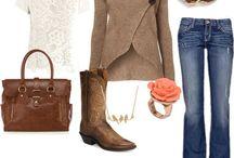 Country style - móda