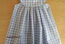 Patrons Couture pour enfant