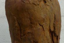 rzeźba glina