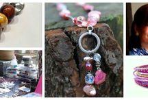 Zoek je een mooi handgemaakt sieraad? / www.juulsjewelry.nl