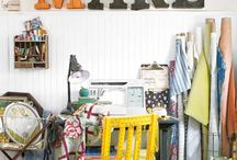 SEWING SPACE: inspiration