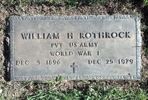 FAMILY HISTORY - Rothrock