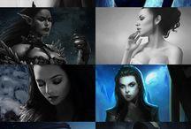 mythology/ fairy tales