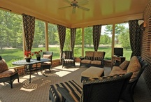 Homes - Outdoor Rooms