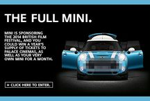 I LOVE MINIS / I drive a wonderful Mini Cooper S JCW 2006 model and love the character, performance and personality of Minis !!