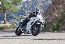 Mietmotorräder 2015 / Unsere Bikes zum testen, probefahren und mieten!