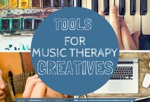 Tools for Music Therapy Creatives