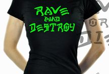 Womens Rave Tops / Rave tops for women!!