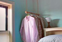 Hanging clothes ideas xxx
